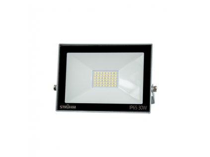 Reflektor KROMA LED 30W 2400lm 6500K IP65 120° šedá