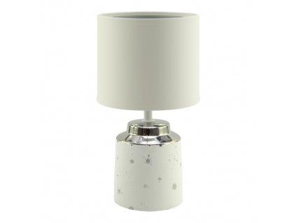Stolní lampa HELENA, bílá