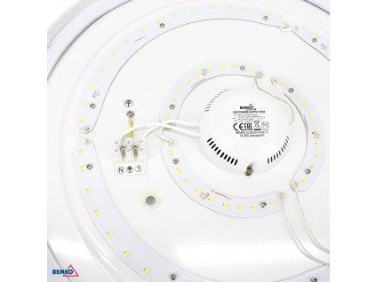 LED svítidlo TOKAR 24W IP44 3000K 1800lm