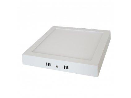 Downlight hranatý TALAR SLS 6W 570lm 4000K IP20 přisazený bílá