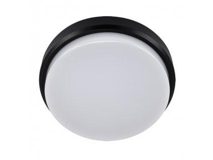 Plafoniera ARON LED C 18W 4000K IP65 černá