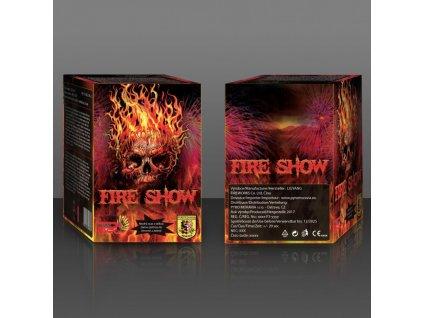 NS11606A fire show v