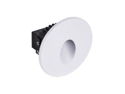 Dekorační svítidlo AZYL LED C 1,6W 70lm 4000K IP54 bílá