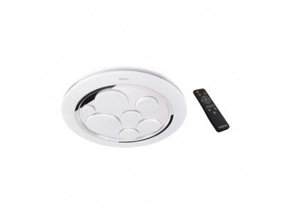 Plafoniera DROPS LED C 24W 2590lm 3000-6500K IP44 s ovladačem, bílá