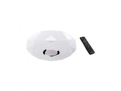 Plafoniera IRYNA LED C 24W 2640lm IP44 s ovladačem bílá