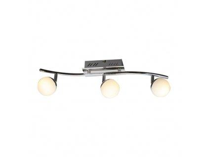 Přisazené svítidlo NELI LED 3I 3x6W 3x490lm IP20 3000K chrom