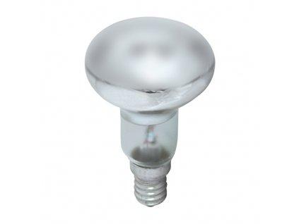 Reflektorová žárovka E14 R50 60W FROSTED