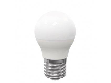 LED žárovka ULKE LED E27 4W 320lm 3000K 180° bílá