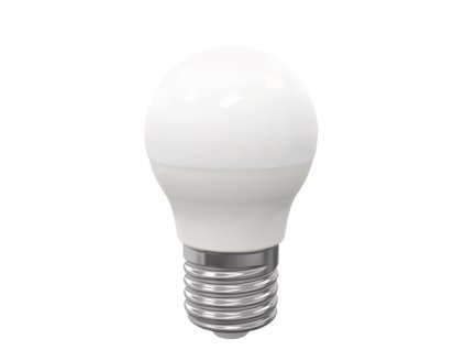 LED žárovka ULKE LED E27 6W 480lm 3000K 180° bílá