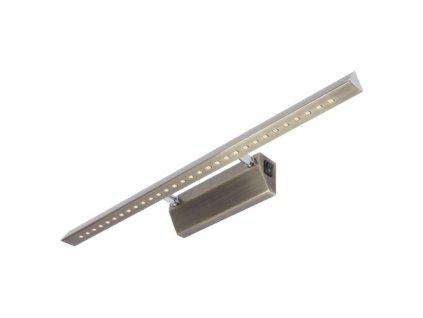 Dekorační svítidlo RITON LED 6W 500lm 4000K IP20 60° mosaz