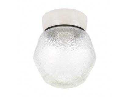 Venkovní lampa BALL LAMP E27 skleněná IP44