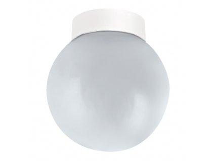 Venkovní lampa BALL LAMP E27 plast IP44