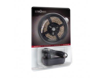 LED pásek LATE LED 3m 180 neutrální bílá BLISTER