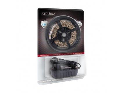 LED pásek LATE LED 3m 180 neutrální bílá IP65 BLISTER