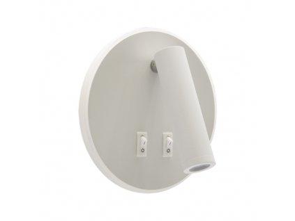 Dekorační LED lampa OTELLO LED C 6W+3W 3000K 720lm IP20 bílá