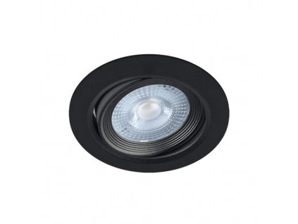 Downlight MONI LED C 5W 400lm 4000K IP20 38° černá