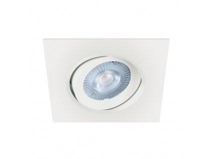 Downlight MONI LED D 5W 400lm 4000K IP20 38° bílá
