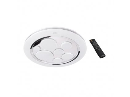 Plafoniera DROPS LED C 48W 5360lm 3000-6500K IP44 s ovladačem, bílá