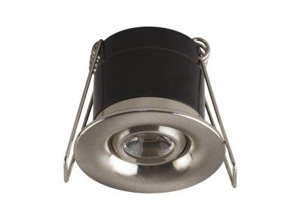 Dekorační svítidlo GOL LED C 1,6W 4000K IP20 matný chrom