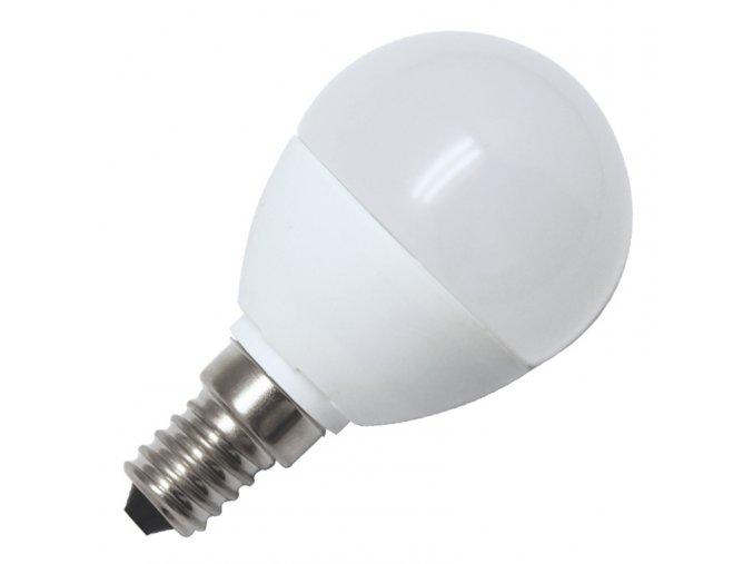 LED žárovka E14 6W 3000K 230V