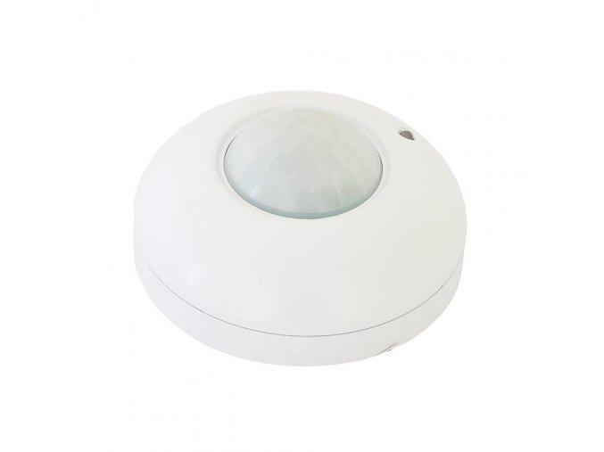 Pohybové čidlo PIR SES05WH 500W 360° IP20 bílé