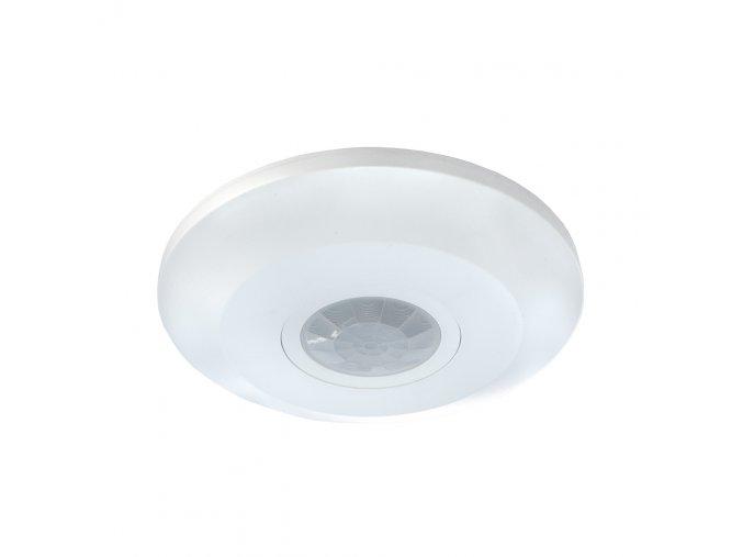 Pohybové čidlo PIR SES05WH-A 2000W 360° IP20 bílé