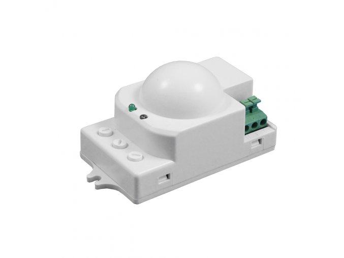 mikrovlnné čidlo 1200W 360* IP20 obdélníkové bílé