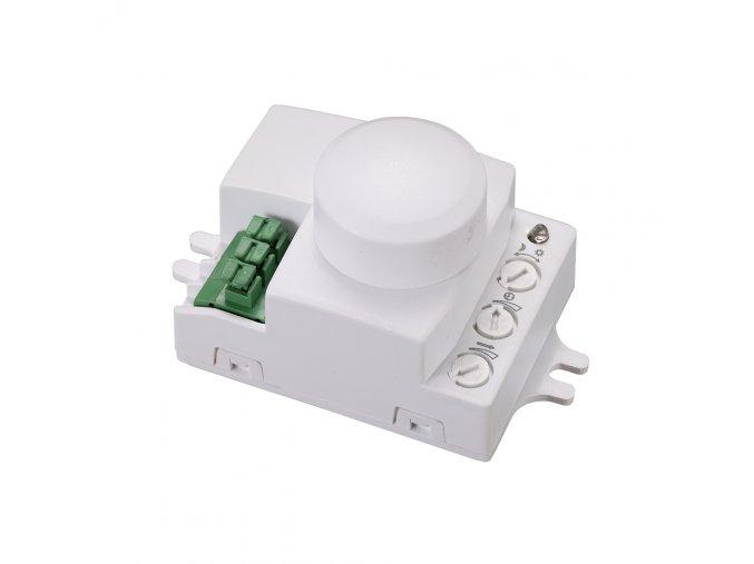 mikrovlnné čidlo1200W 360* IP20 obdélníkové bílé mini