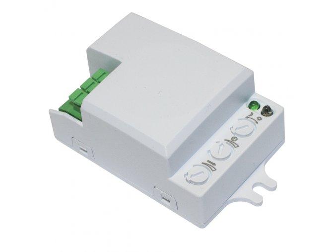 Pohybové čidlo-mikrovlnné SES73WH 1200W 360° IP20 obdélníkové bílé