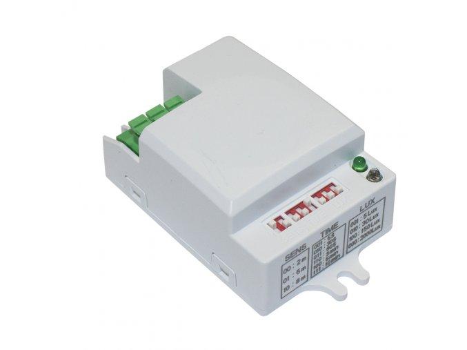 Pohybové čidlo-mikrovlnné SES74WH 1200W 360° IP20 obdélníkové bílé