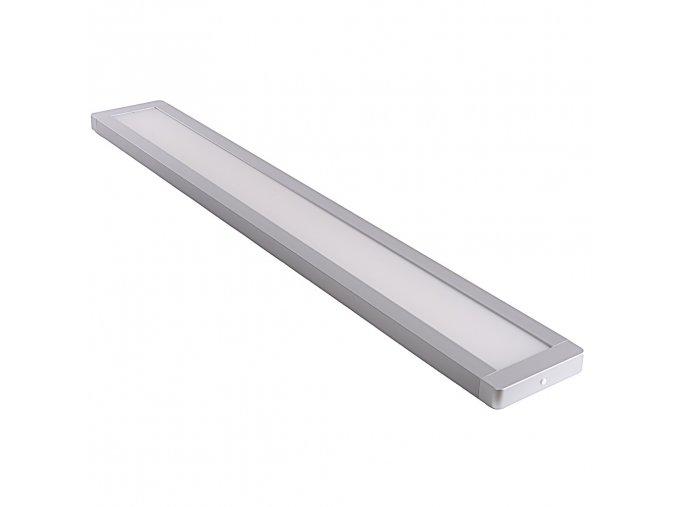 Plafoniera ALENA LED 48W 4000K stříbrná