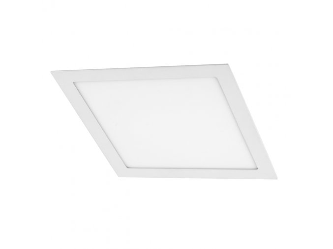 Downlight hranatý BOLED 18W 1300lm 4000K IP20 bílá