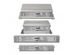 LED zdroj IP68 12V 100W