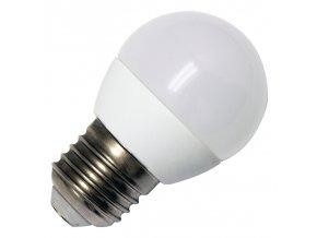 LED žárovka E27 6W 3000K 230V