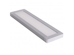 Plafoniera ALENA LED 25W 4000K stříbrná