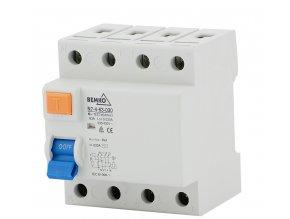 Chránič AC 4P 40A 30mA