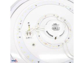 LED svítidlo TOKAR 12W IP44 3000K 900lm + PIR