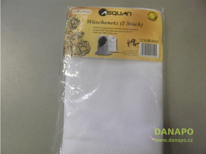 28177 2x velky pytel na pradlo textilii 60x90cm