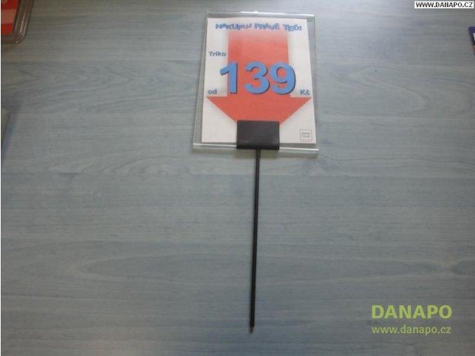 28258 a5 plastovy ramecek na slevy akce vyprodeje