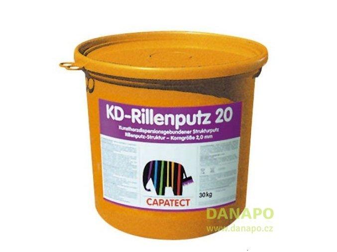 29044 caparol kd rillenputz 20 strukturni omitka