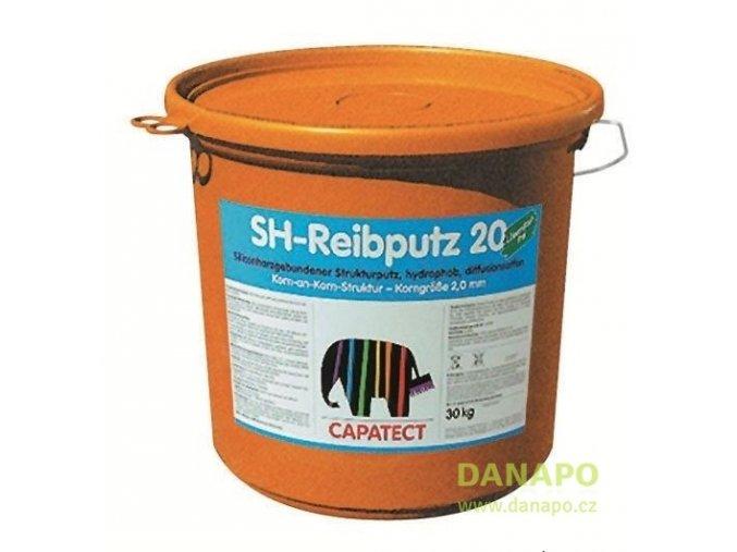 29047 caparol capatect sh reibputz strukturni hlazena omitka