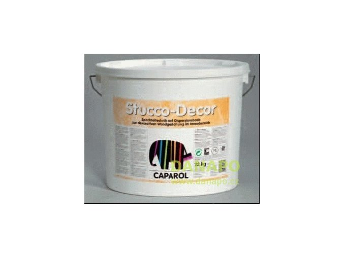 29113 caparol stucco decor 10kg disperzni tmel