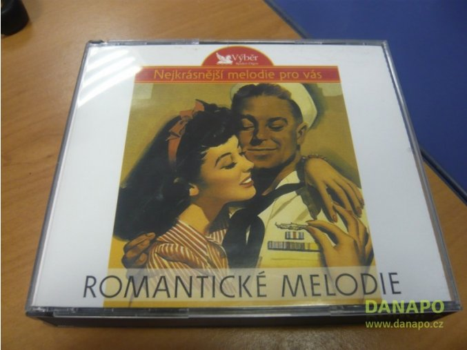 29143 cd box set romanticke melodie 2002