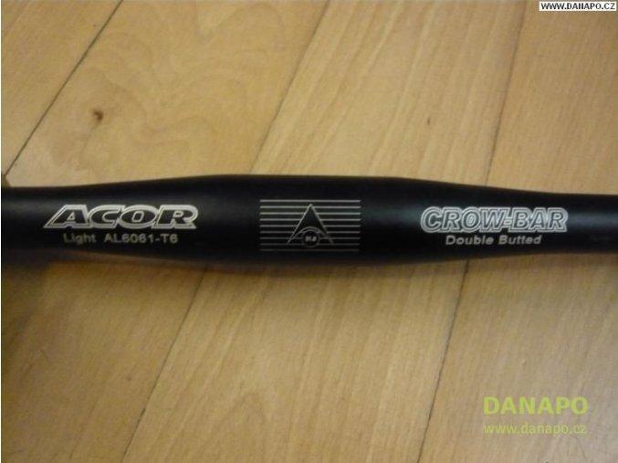 29374 cyklo riditka acor crow bar mtb 600 31 8mm