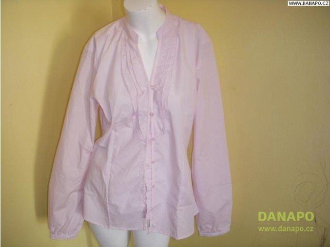 29533 damska bluza dl ruk ruzova