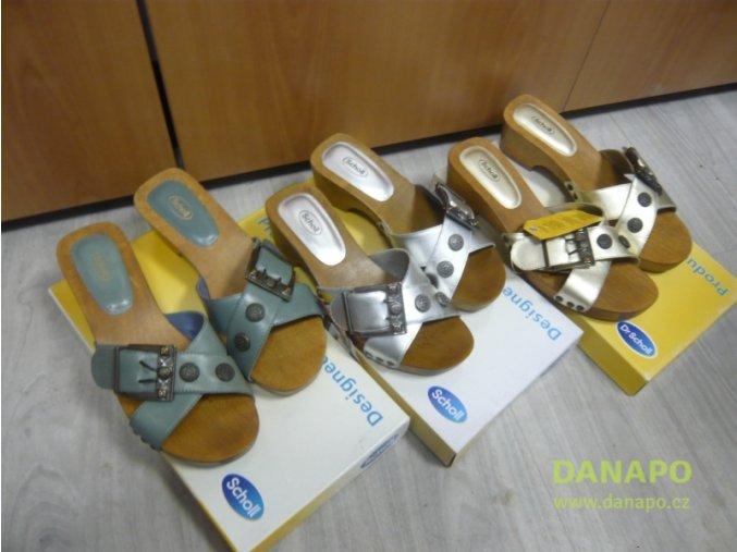 29710 13 damske drevaky pantofle scholl rogue
