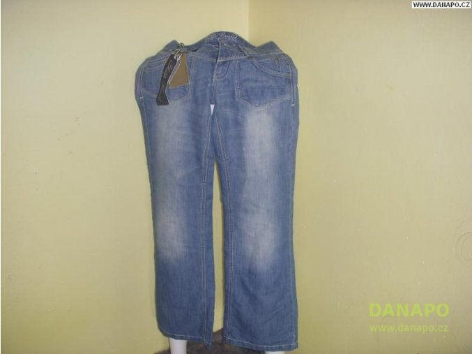 29746 damske jeans kalhoty vada