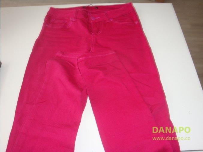 29752 damske jeans ruzove vel 34