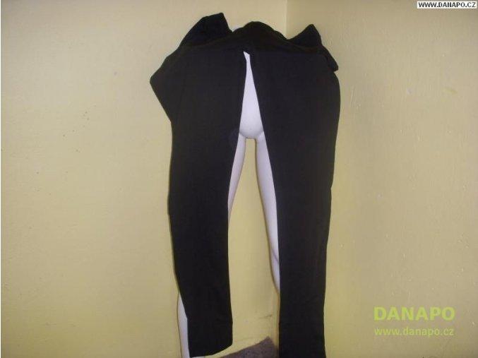 29761 damske kalhoty cerne