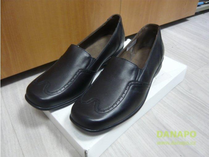 29851 damske mokasiny polobotky boty kovyst 37 40 41